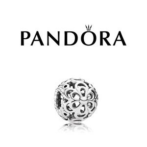 Pandora Apple Blossom Flower Charm